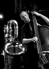 Photo: MAGNUS CARLSON AND THE MOON RAY QUINTET NEF Gothenburg jan 2011 Peter Forss
