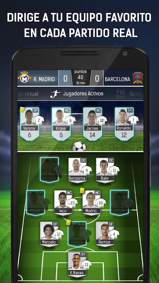 AS Match Day La Liga- screenshot