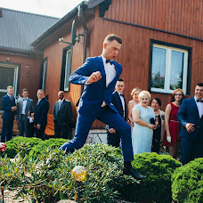 Wedding photographer Żaneta Zawistowska (ZanetaZawistow). Photo of 17.03.2018