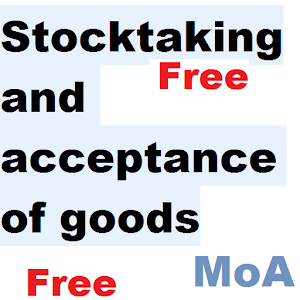 Free Food Stocktaking Software