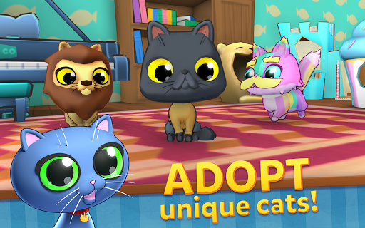 Kitty Keeper: Cat Collector 1.1.7 screenshots 1