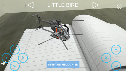 RC Helicopter AR 1.4.2 screenshots 1