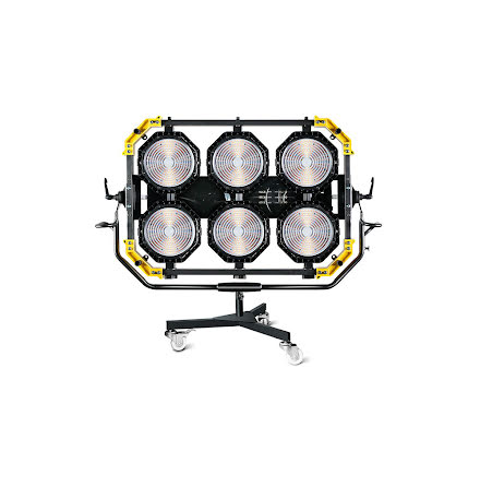 Luxed-6 LM, LED Bi-Color Spotlight 1080W