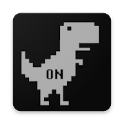 APK Game Dino Online (Chrome) for BB, BlackBerry