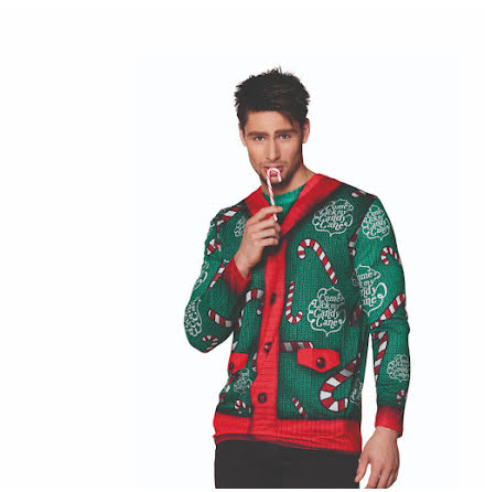 Jultröja, Candy M