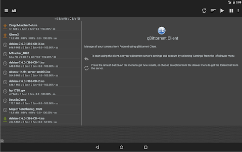 qBittorrent Controller screenshot 12