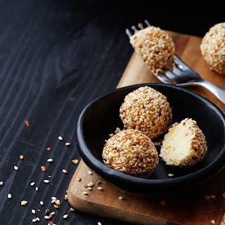 Savory Sesame Fat Bombs Recipe