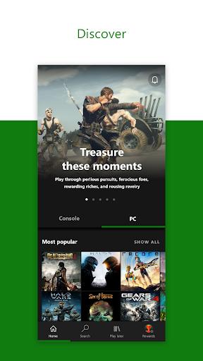 Xbox Game Pass screenshot 1