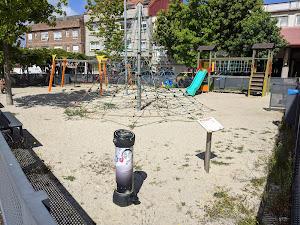 Parque infantil - Parque Infantil Rúa Romana Alta