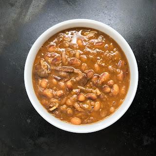 Yellow Eye Beans Recipes.