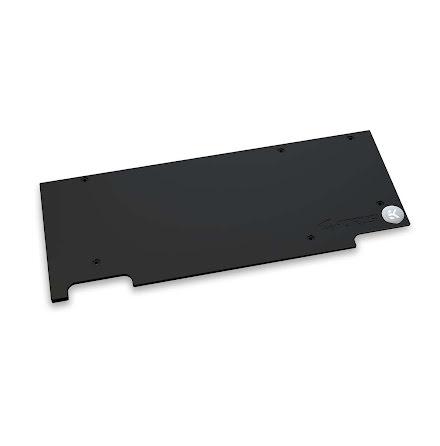 EK bakplate for EK-FC1080 GTX Ti Aorus, sort