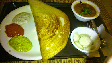 Photo: Missing the Masala Dosa at Up South (http://www.zomato.com/pune/upsouth-viman-nagar).  1st July updated (日本語はこちら) - http://jp.asksiddhi.in/daily_detail.php?id=590