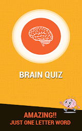 Brain Quiz - Just 1 Word! Apk Download Free for PC, smart TV