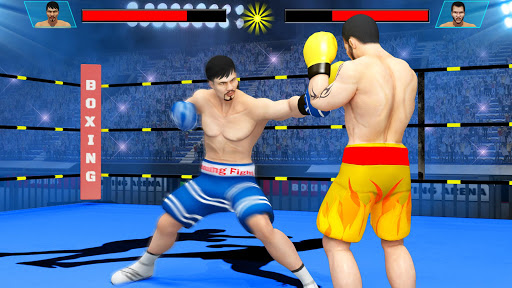 Ninja Punch Boxing Warrior: Kung Fu Karate Fighter screenshot