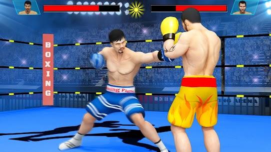Ninja Punch Boxing Warrior: Kung Fu Karate Fighter 3.1.2 Mod + Data Download 1