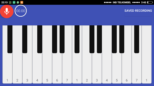 Pianika 1.5 screenshots 2
