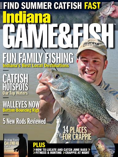 Indiana Game Fish
