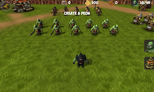 OrcWar Clash RTS 1.115 screenshots 9