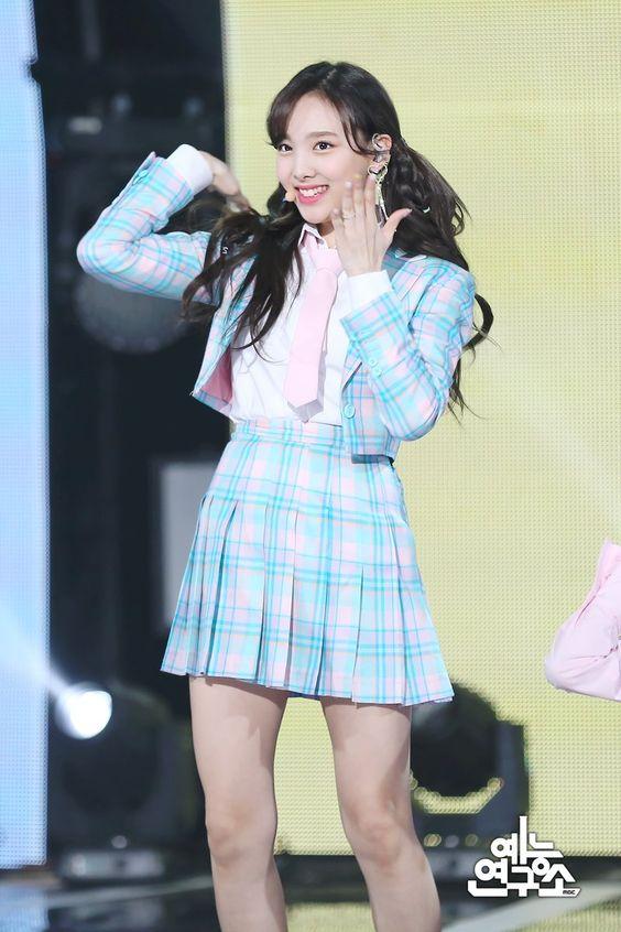nayeon uniform 23
