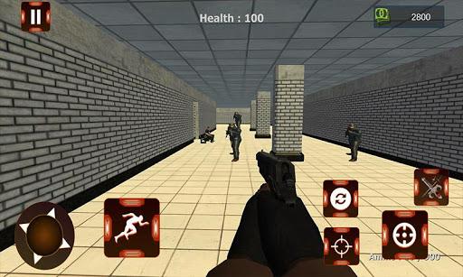 Rescue Hijack Train:Multi Shooting Missions 1.1 screenshots 2