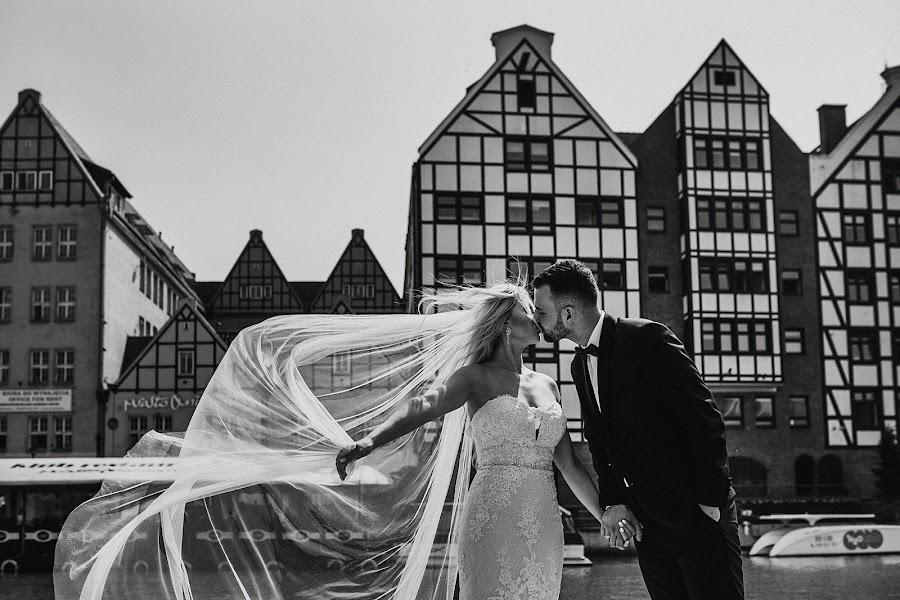 Wedding photographer Agnieszka Gofron (agnieszkagofron). Photo of 21.11.2019