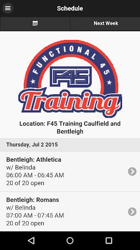 F45 Training Bentleigh