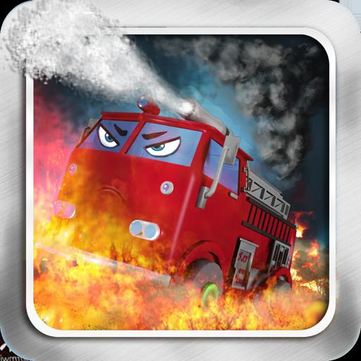 消防車·キッズゲーム:ラッシュアワー 解謎 App LOGO-硬是要APP