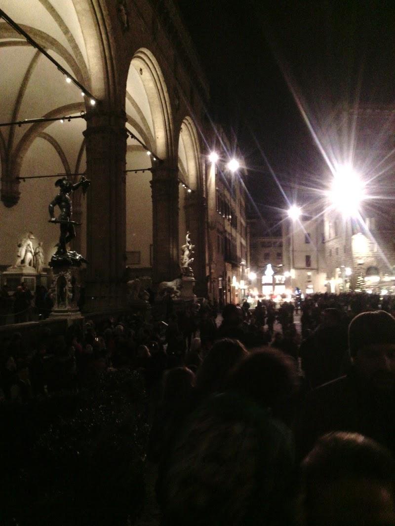 Firenze di notte di fiorella_simonicca
