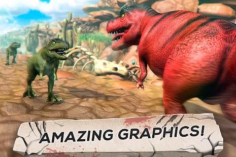 Jurassic Run - Dinosaur Games - náhled