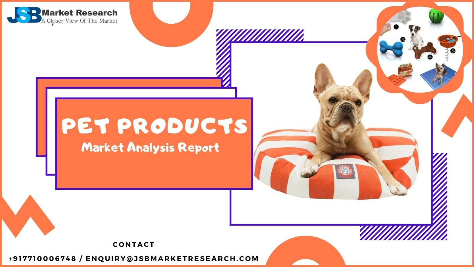 Pet Products Market Research Report