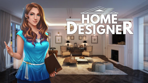 Home Designer - Match + Blast to Design a Makeover Mod
