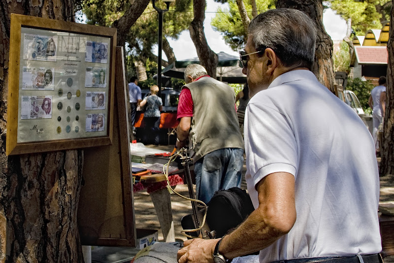 Le vecchie lire di Fiorenza Aldo Photo
