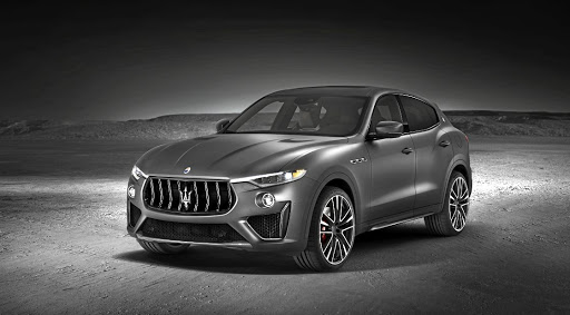 Maserati has revealed its most powerful Levante yet, the Trofeo. Picture: MASERATI