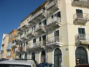 Photo: More modern old Corfu