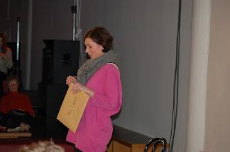 Photo: Ida Løken framførte WRRR 6. mars 2012 på Black Box