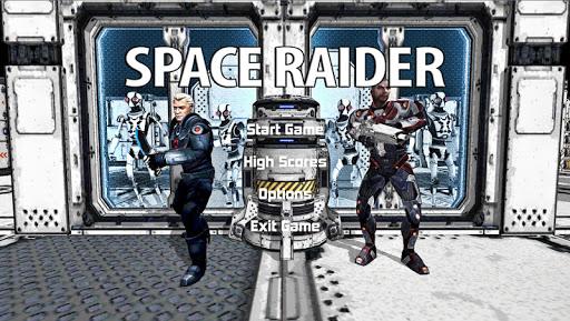 玩免費動作APP|下載Space Raider app不用錢|硬是要APP