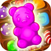 العاب كاندي - candy bears - candy game‏