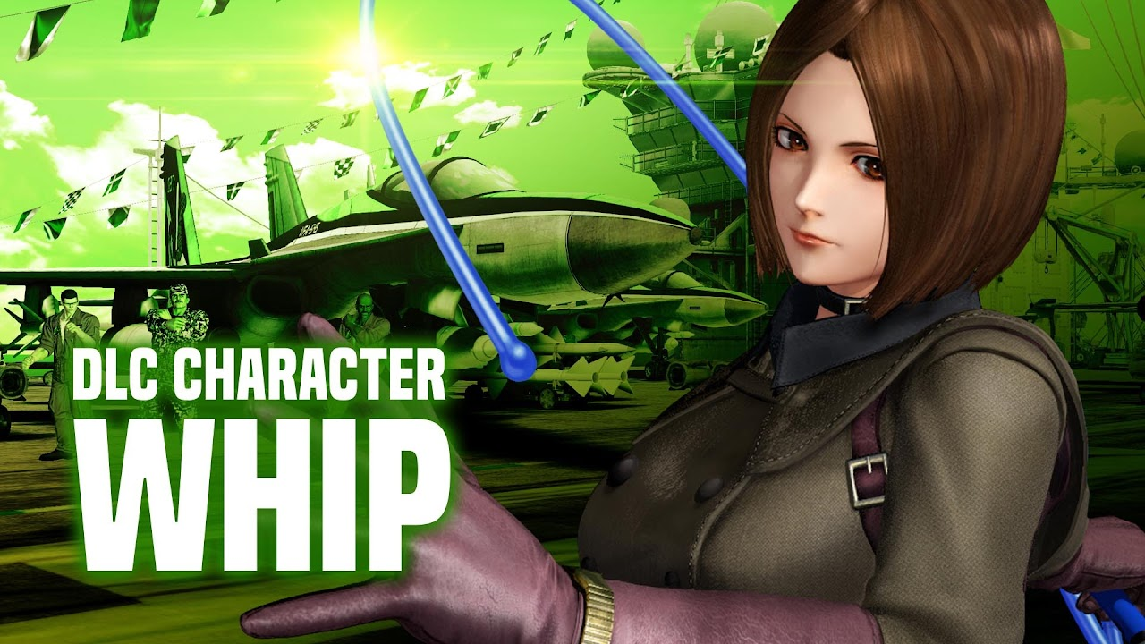 [The King of Fighters XIV] DLC Whip มาแล้ว!