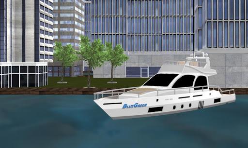ヨットボートキャプテンUSAパーカー