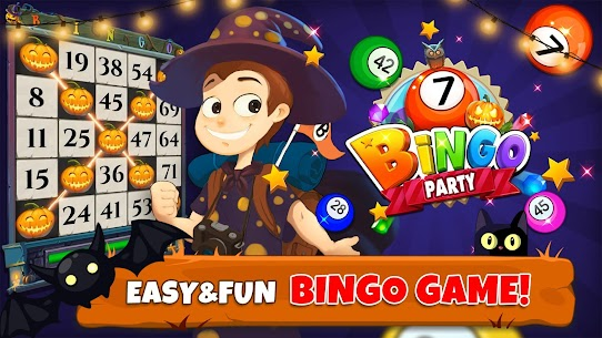 Bingo Party – Free Bingo Games App Latest Version Download For Android and iPhone 8