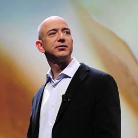 Jeff Bezos, founder @Amazon
