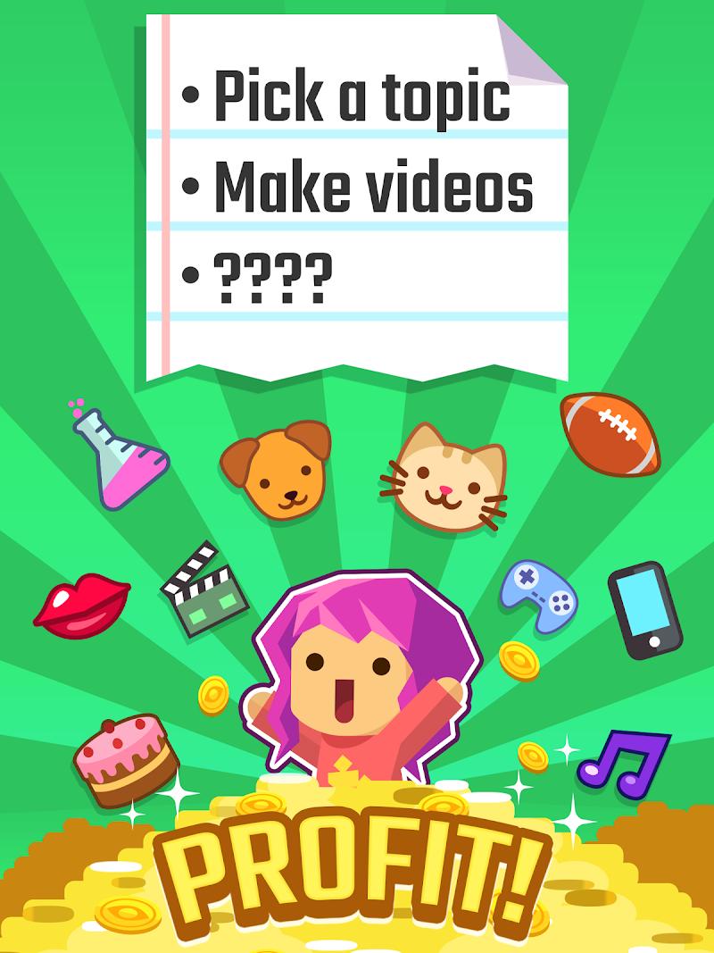 Vlogger Go Viral - Tuber Game Screenshot 10