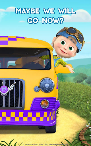 Masha and the Bear: Climb Racing and Car Games 0.0.3 screenshots 24