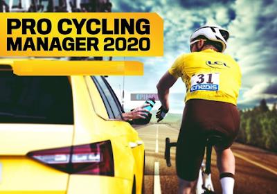 Win nu jouw versie van hét wielersimulatiespel Pro Cycling Manager / Tour De France 2020!