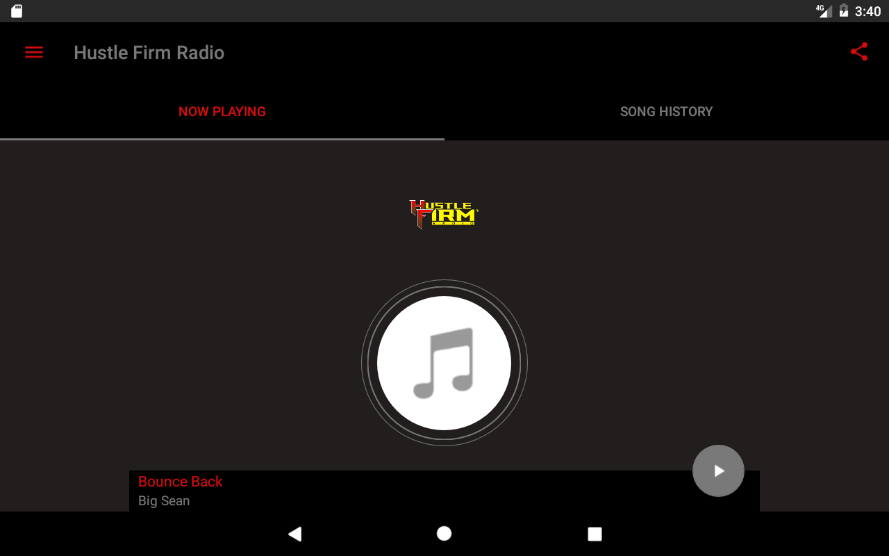 Hustle Firm Radio- screenshot
