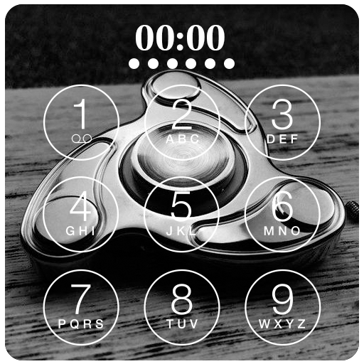 Fidget Spinner Password