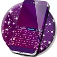 Purple Keyboard For Android icon
