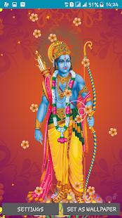 Jai Sri Ram Live Wallpaper