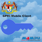GPKI Mobile Client