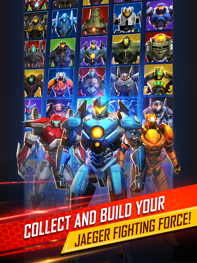 Pacific Rim Breach Wars - Robot Puzzle Action RPG 1.7.2 6